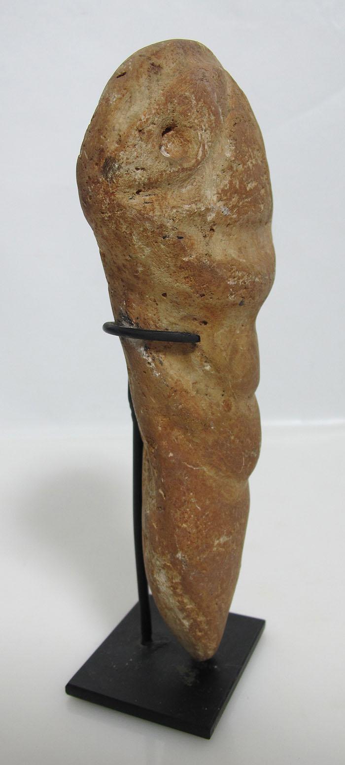 Pre columbian taino indian early caribbean stone figure